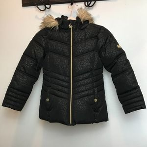 Michael Kors | *GIRLS* Puffer Jacket w/ Faux Fur